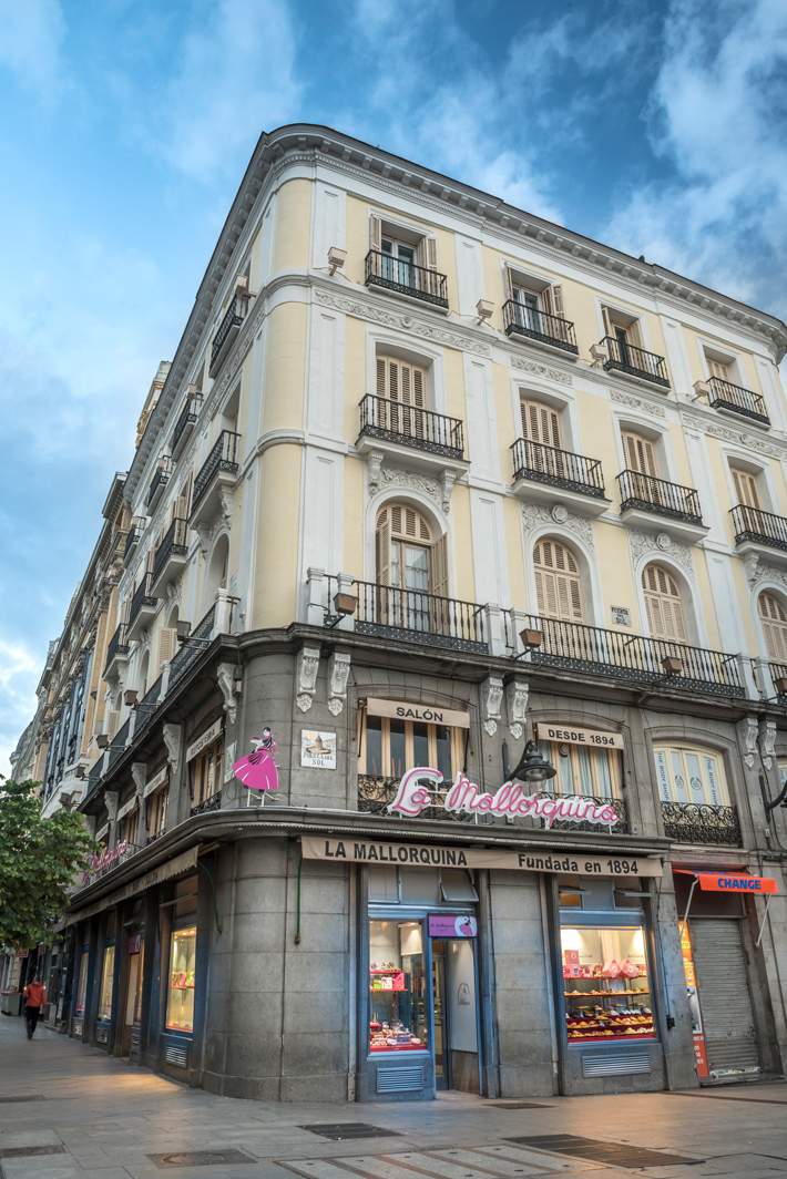 Agenda gastrononmica de Madrid La Mallorquina