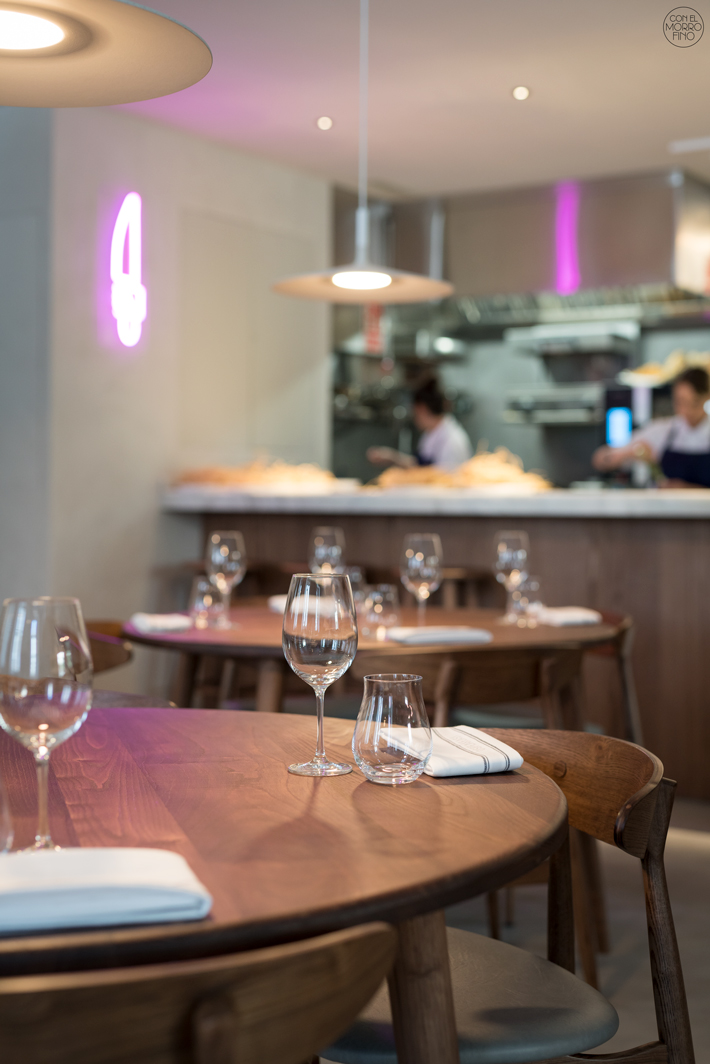 Restaurante Dspeakeasy Madrid 01