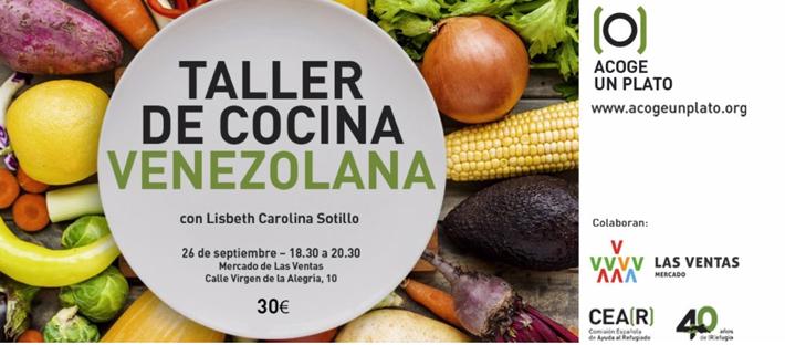Agenda gastronomica de Madrid Acoge un Plato