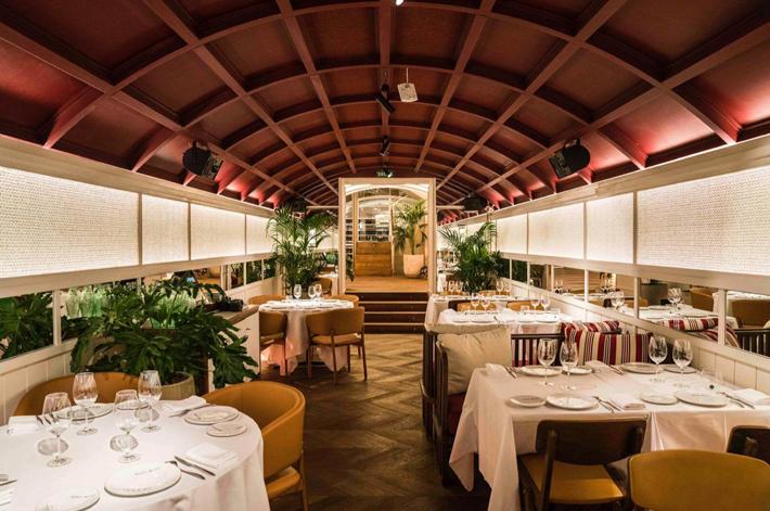 Agenda gastronomica de Madrid Lobito de Mar Madrid