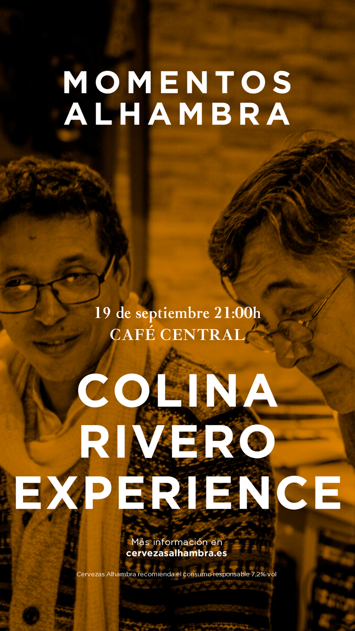 Agenda gastronomica de Madrid Momentos Alhambra Cafe Central Madrid