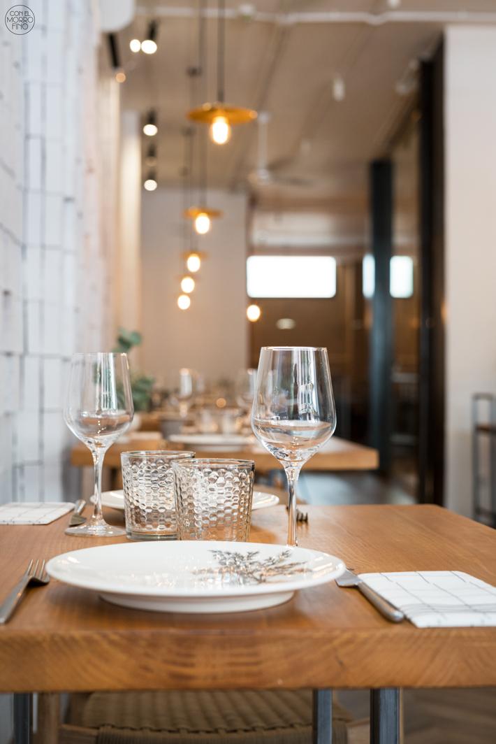 Nuevos restaurantes en Madrid A Mano Matute