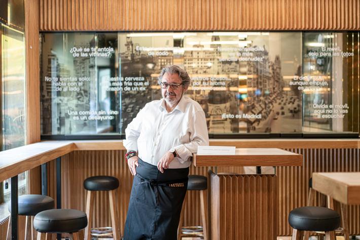 Nuevos restaurantes en Madrid La retasca