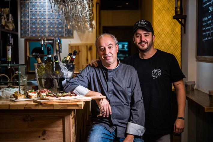 Agenda gastronomica de Madrid El Bacaro Restaurante Italiano