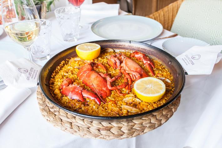 Agenda gastronomica de Madrid Restaurante nuevo-gerardo