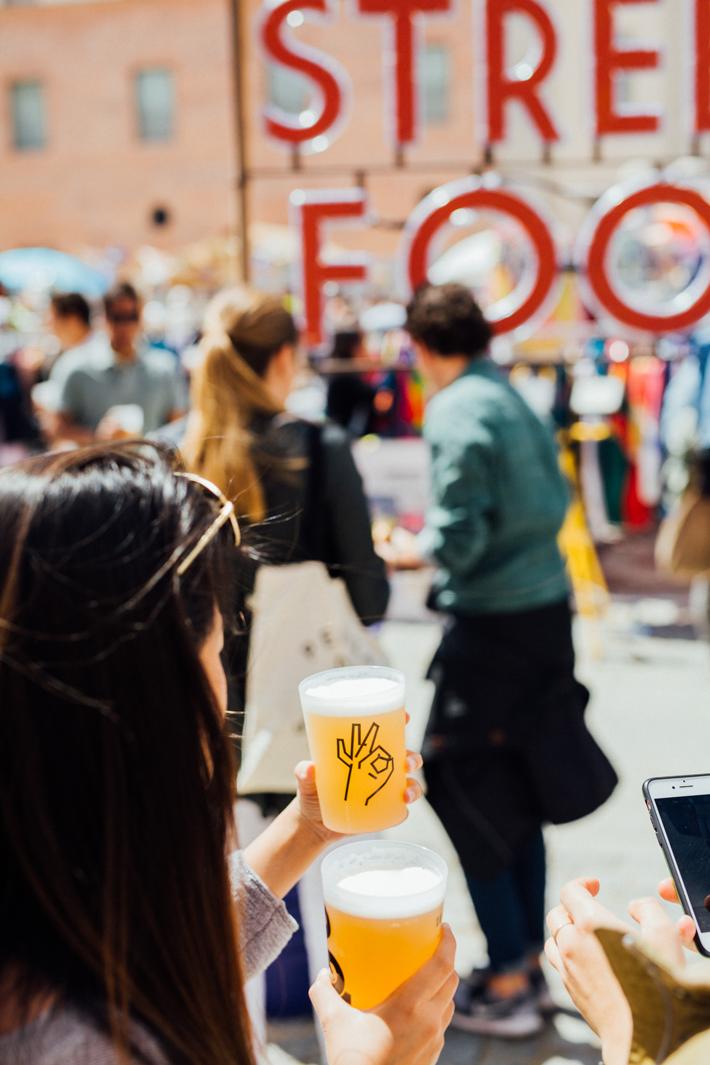 Agenda gastronomica de Madrid Van Van Market Conde Duque