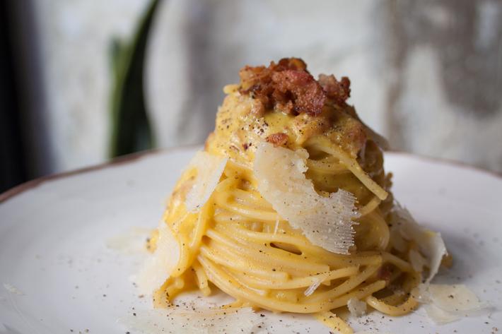 La mejor pasta de Madrid Nina Pasta Bar