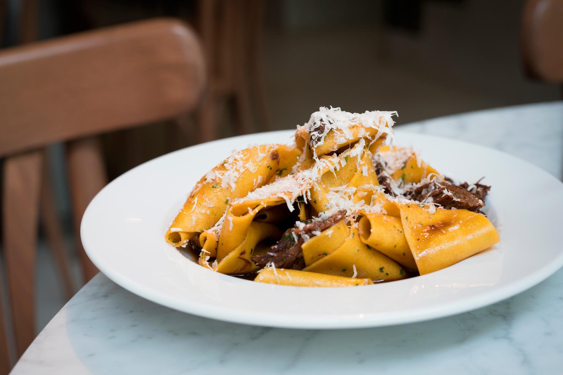 15 restaurantes italianos donde comer la mejor pasta de Madrid