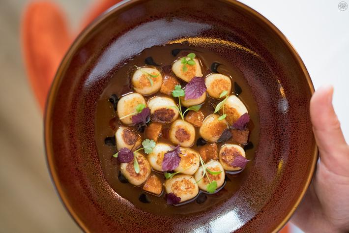 La mejor pasta de Madrid restaurante Noi