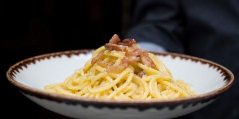 Restaurante italiano El Bacaro Madrid Portada
