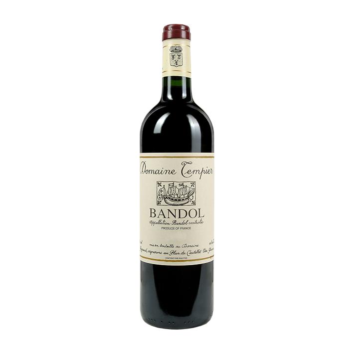 Vinos Mediterraneos Bandol Domaine Tempier