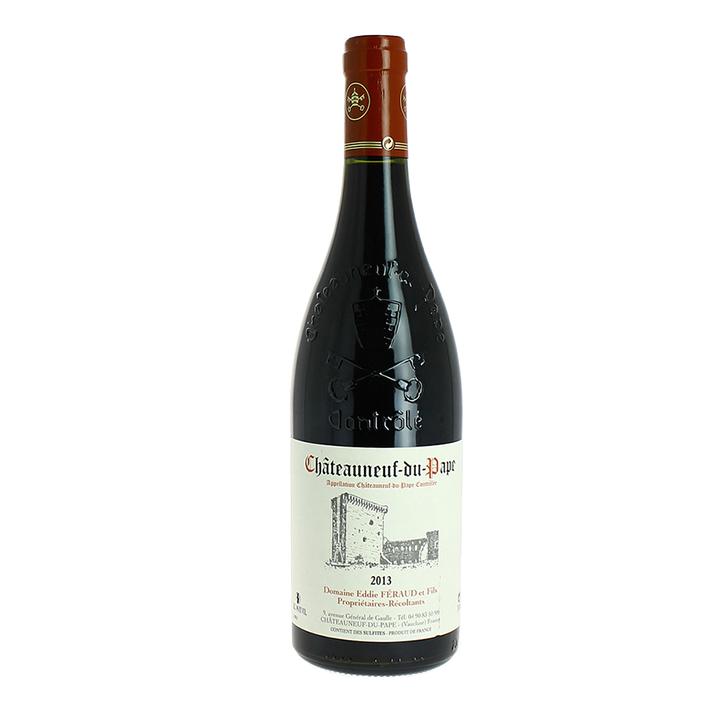 Vinos Mediterraneos Chateauneuf du Pape