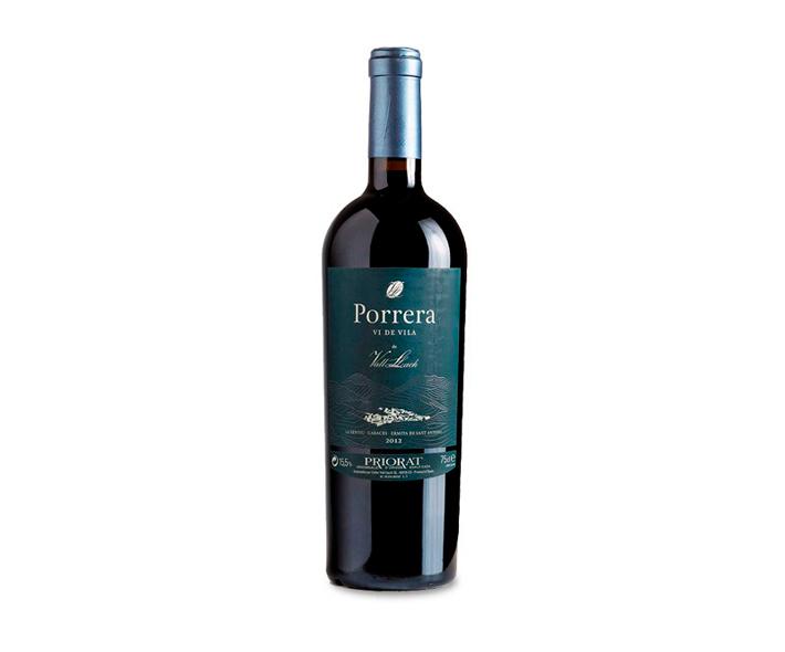 Vinos Mediterraneos Porrera Vi de Vila de Vall Llach 2016
