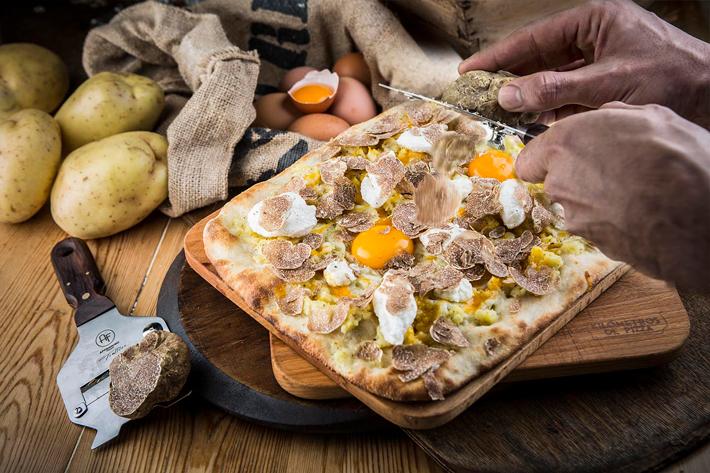 Agenda gastronomica de Madrid Kilometros de Pizza