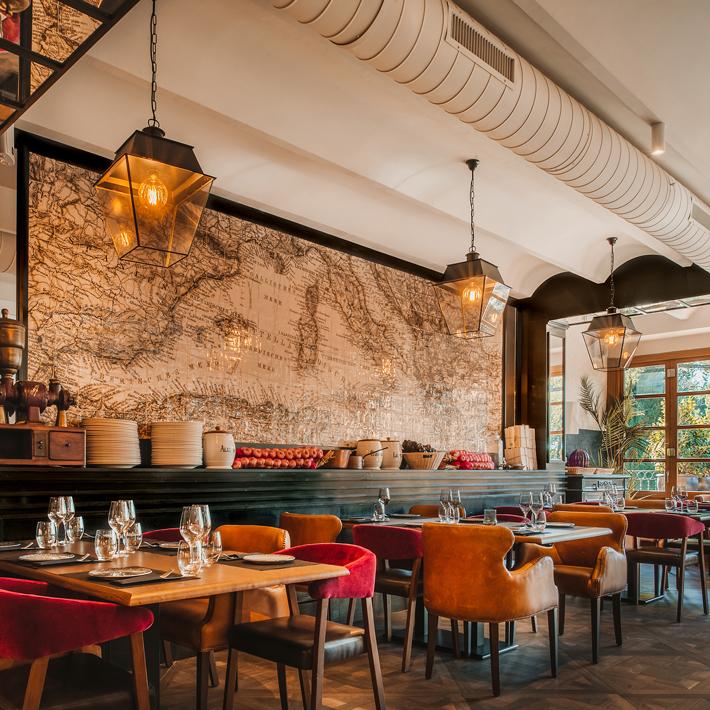 Agenda gastronomica de Madrid Restaurante Renato