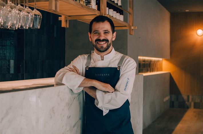 Agenda gastronomica de Madrid Santerra Neotaberna