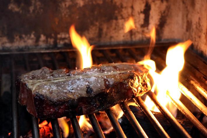Agenda gastronomica de Madrid T Bone Candeli Ponzano