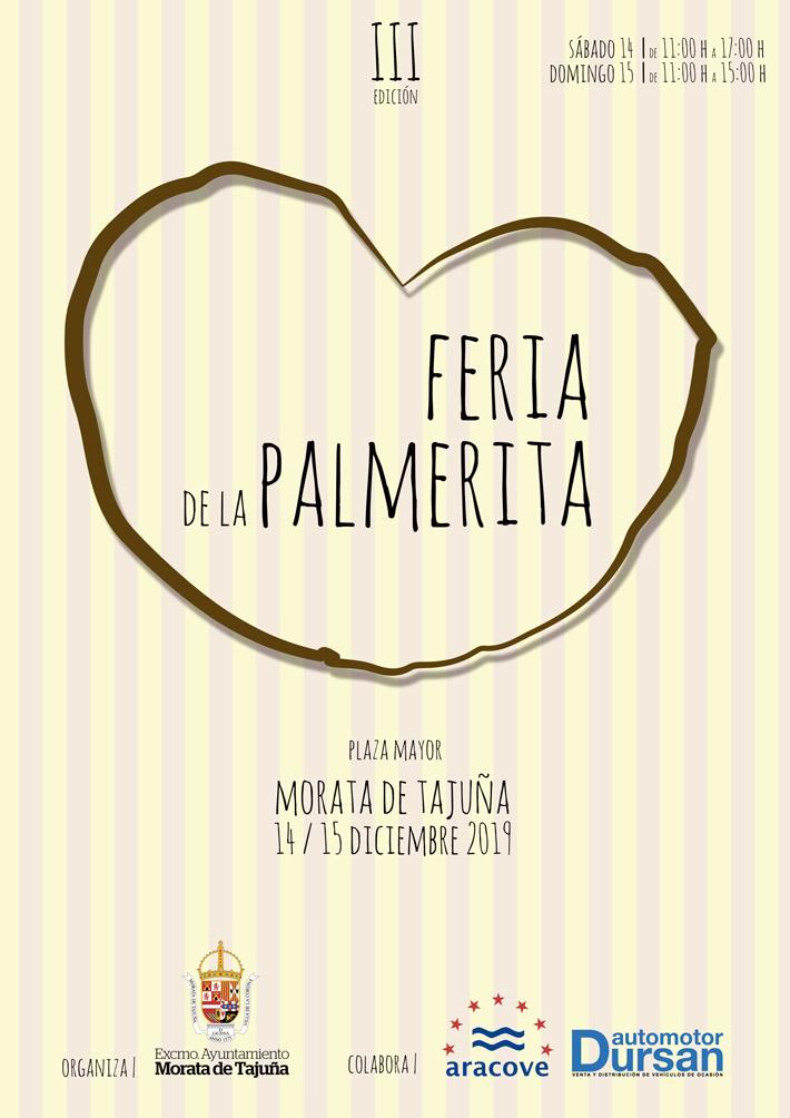 Agenda gastronomica de Madrid Feria Palmeritas Morata de Tajuna