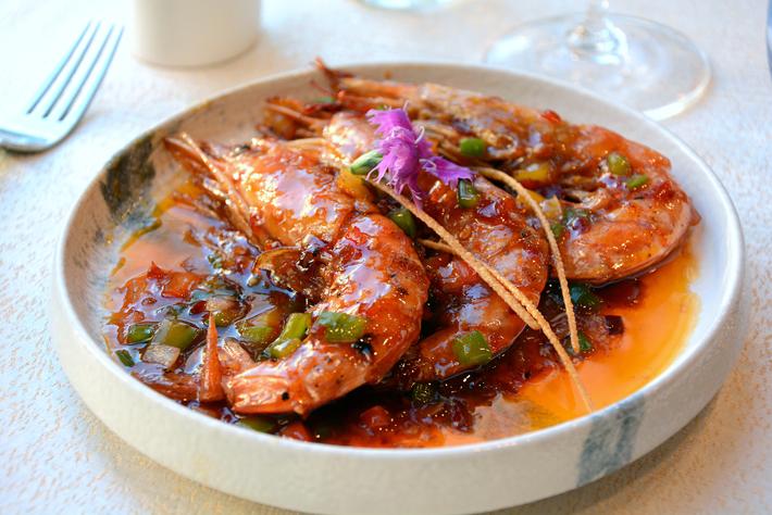 Agenda gastronomica de Madrid China Taste 2020 El Bund