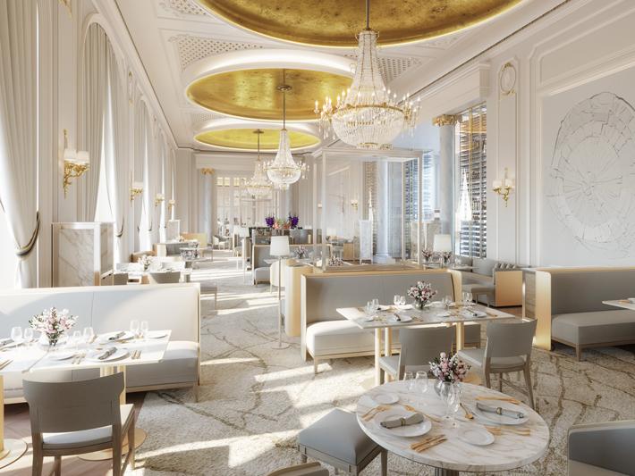 Agenda gastronomica de Madrid Mandarin Oriental Ritz Madrid
