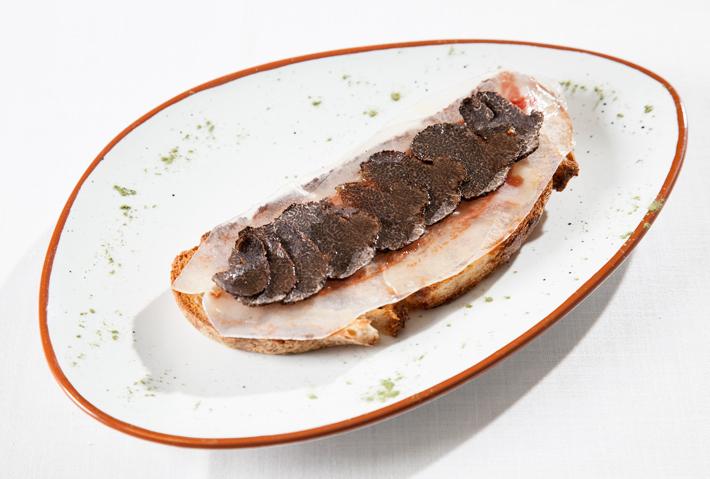 Agenda gastronomica de Madrid Media Racion Jornadas Trufa