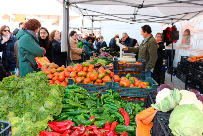 Agenda gastronomica de Madrid Mercado Producrores Matadero