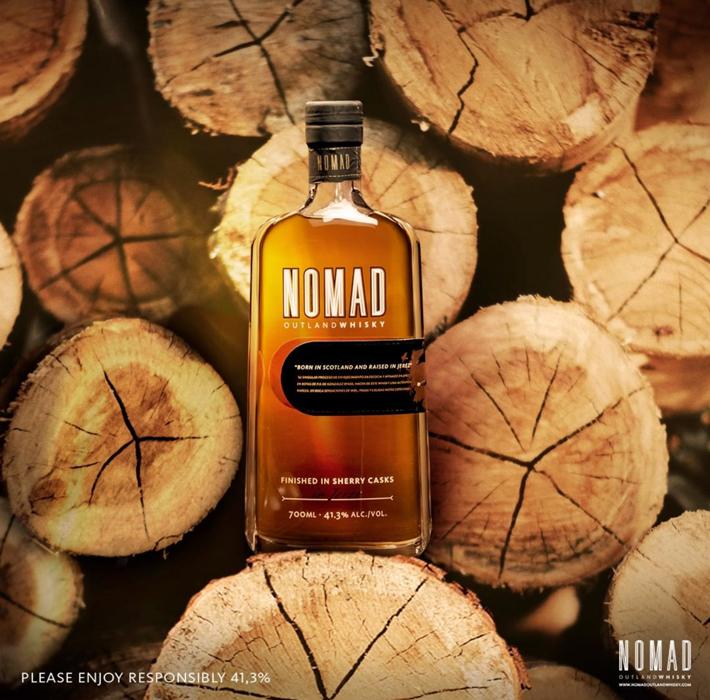 Agenda gastronomica de Madrid Nomad Outland Whisky