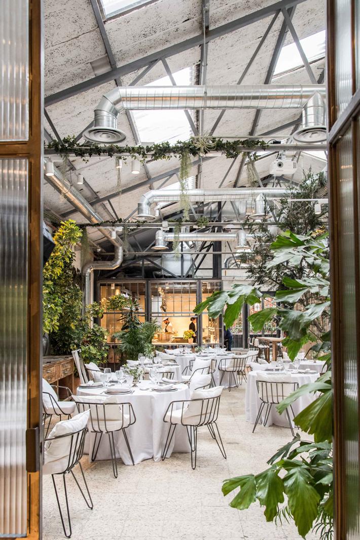 Agenda gastronomica de Madrid Restaurante Ovillo