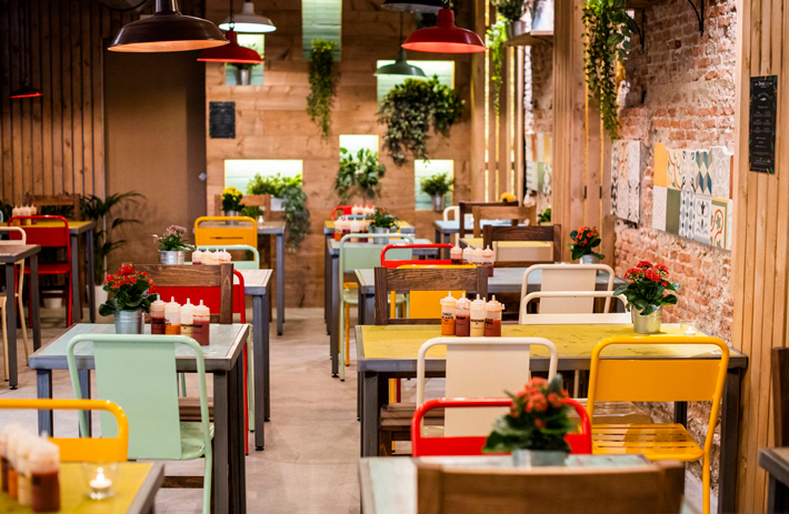 Agenda gastronomica de Madrid Timesburg Luchana