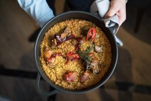 La Guisandera de Pinera Restaurante Madrid Portada