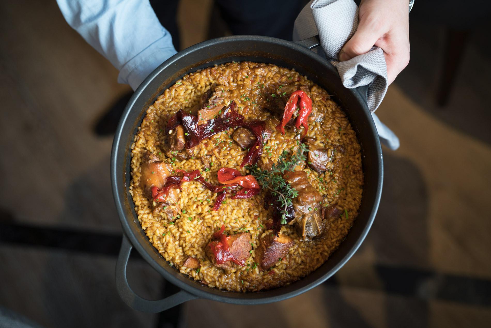 La Guisandera de Piñera, sabrosas recetas de abuela (asturiana)