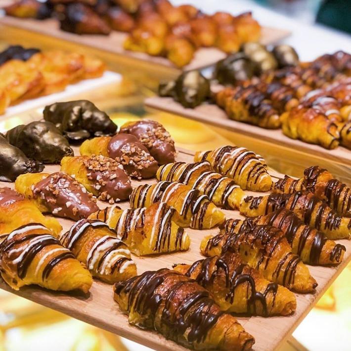 Los mejores croissants de Madrid Manolo-Bakes