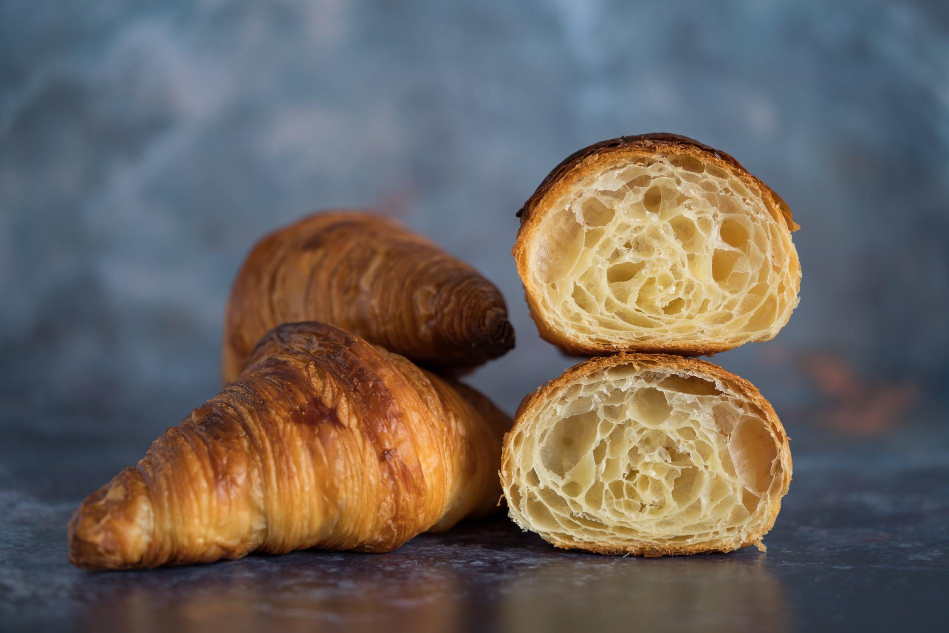 Donde comer los mejores croissants de Madrid