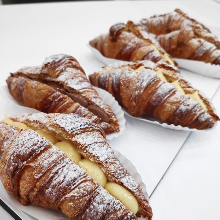Los mejores croissants de Madrid Una dolce idea