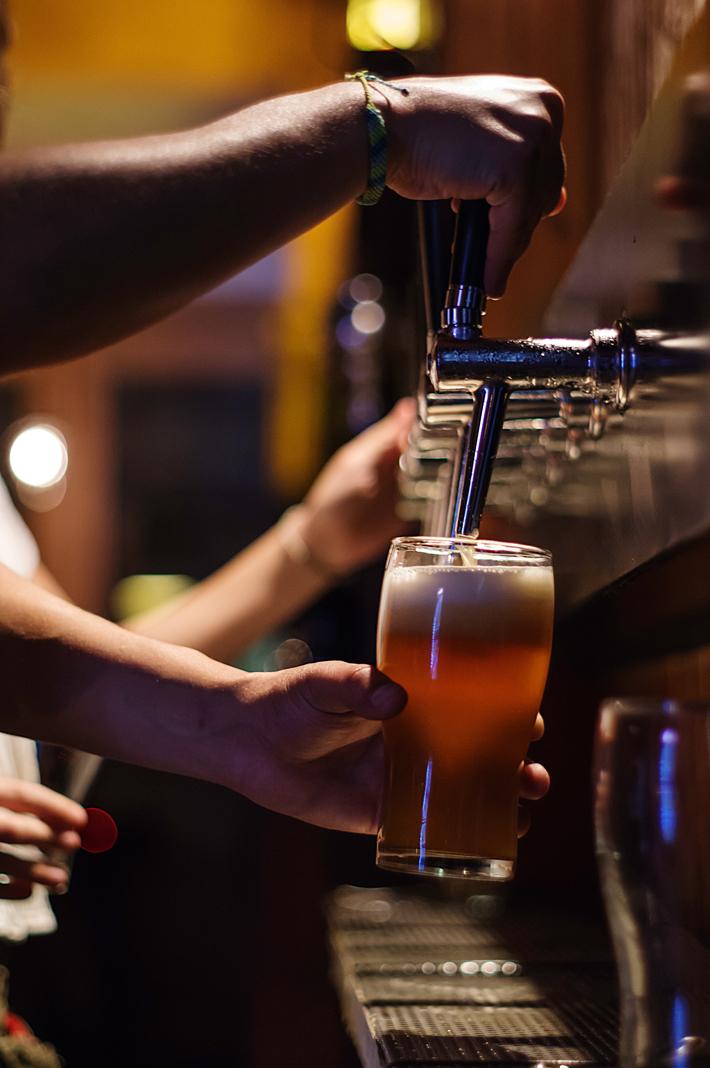 Agenda gastronomica de Madrid Cata Cerveza Pate Sabeer