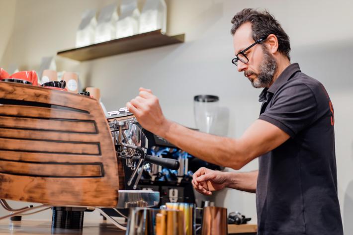 Agenda gastronomica de Madrid Naji Specialty Coffee