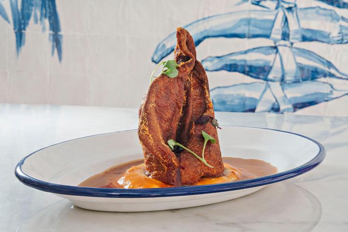 Agenda gastronomica de Madrid Ultramarinos Pirulo