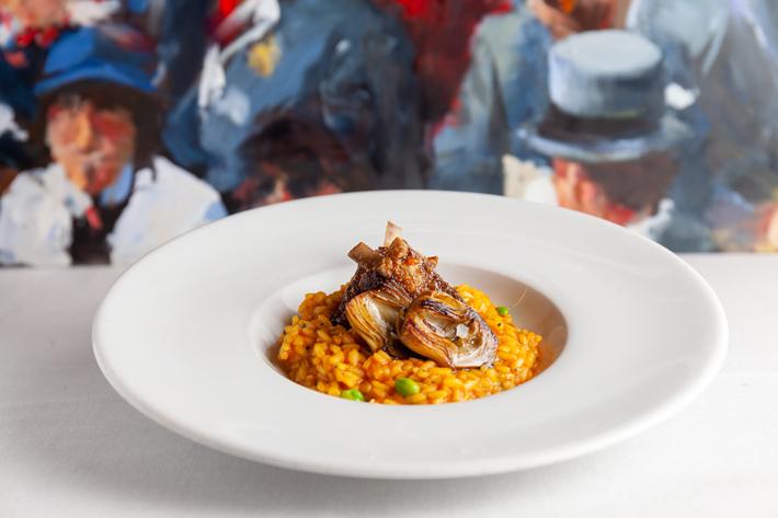 Agenda gastronomica de Madrid Viridiana Arroz Meloso