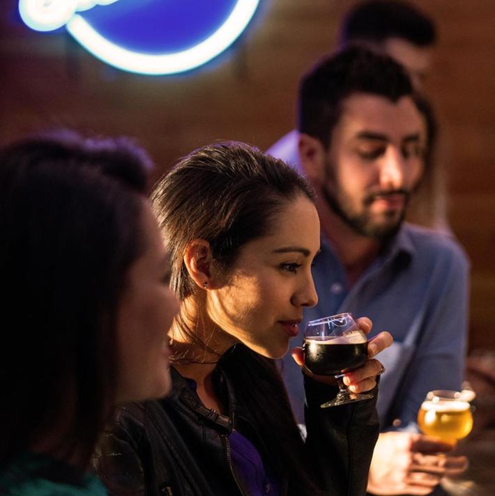 Agenda gastronomica de Madrid Blue Moon Tap Room Cervezas