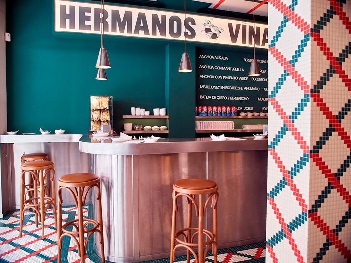 Agenda gastronomica de Madrid Hermanos Vinagre