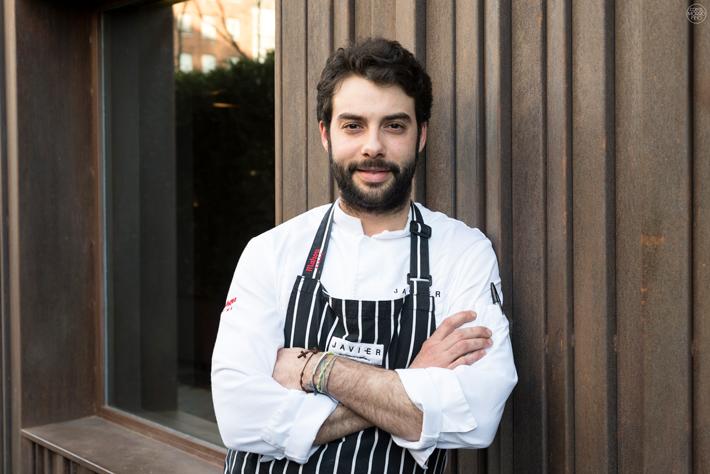 Libros de recetas para los mejores chefs Javier Aranda