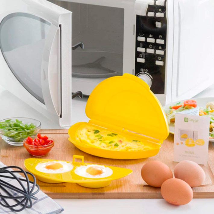Gadgets de cocina Cocinar Huevos Microondas