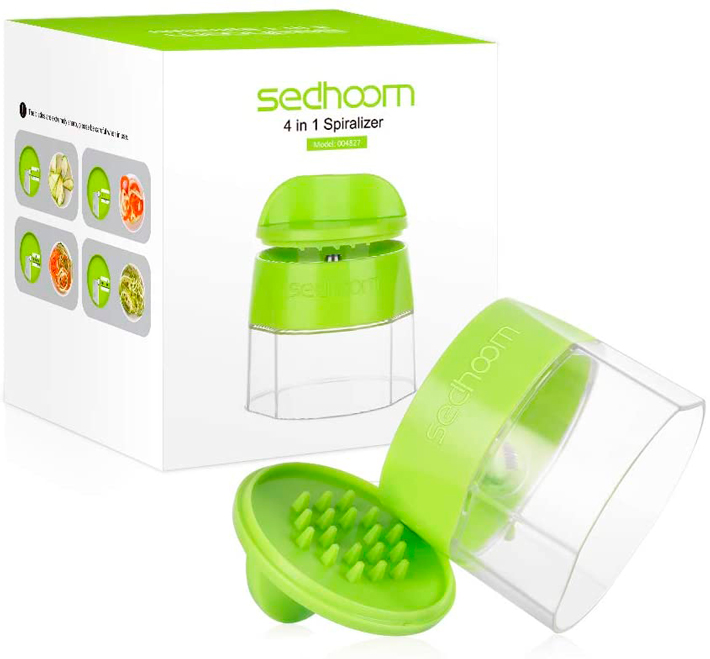 Gadgets de cocina Cortador verduras espiral