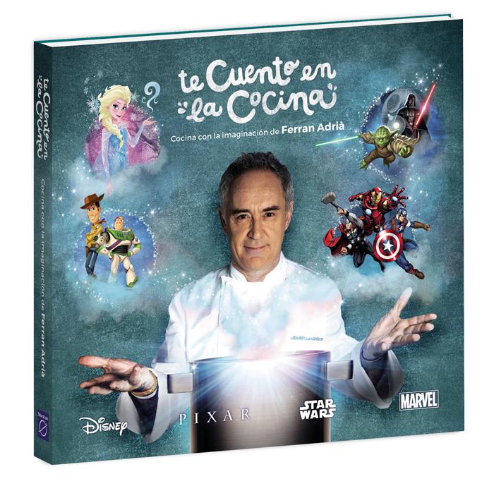 mejores-libros-de-gastronomia-y cocina-Te-cuento-en-la-cocina Ferran Adria