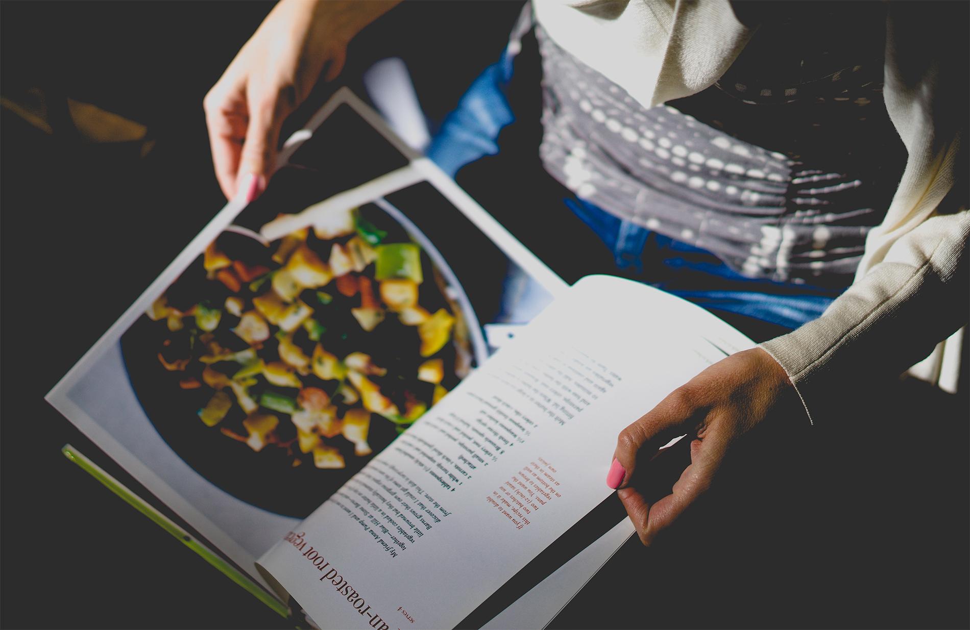 42 libros de gastronomía que no pueden faltar en tu biblioteca