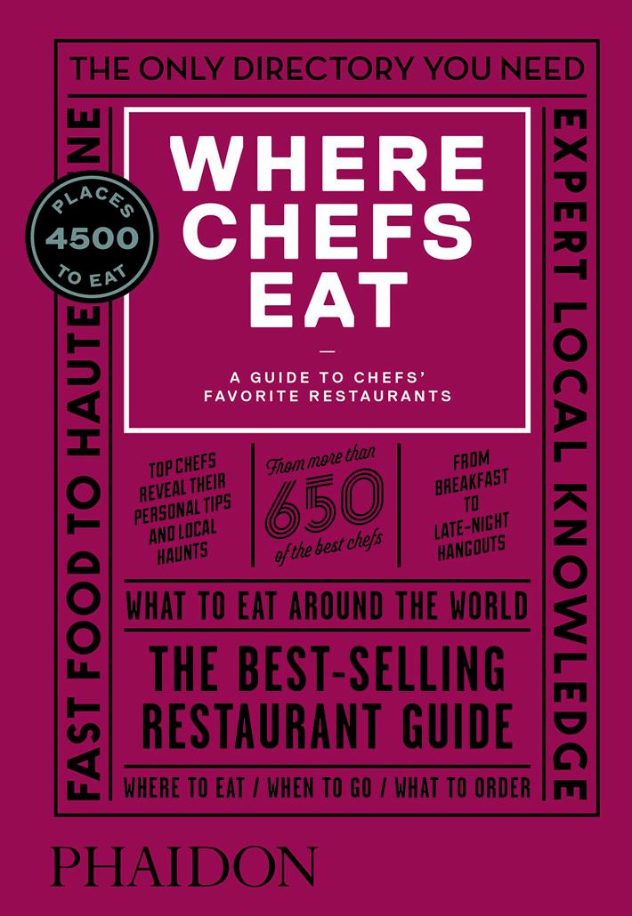 mejores-libros-de-gastronomia-y-cocina-where-chefs-eat Phaidon