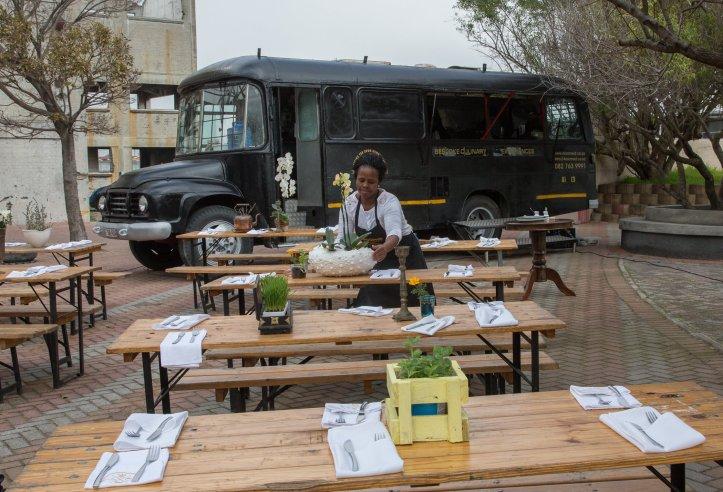 Food Truck 4Roomed-eKasi-Culture