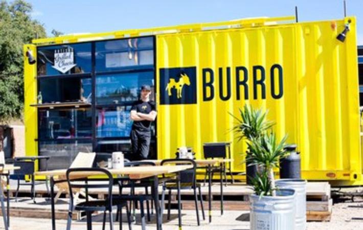 Food Truck Burro-Cheese-Kitchen