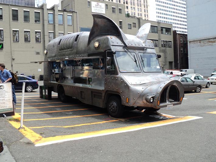 Food Truck Maximus Minimus