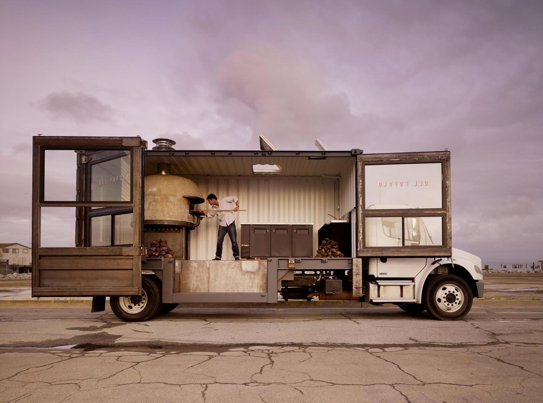 Vuelta al mundo en 15 originales Food Trucks